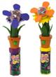 50]Lite Up Flower Fan