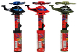 30]Lite Up Helicopter Fan