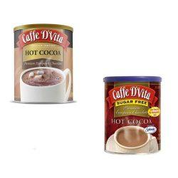 10]Cafe D'vita Cocoa