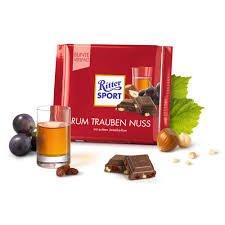Ritter Sport Chocolate
