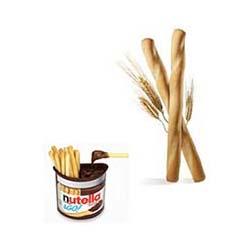 Nutella and Bread sticks
